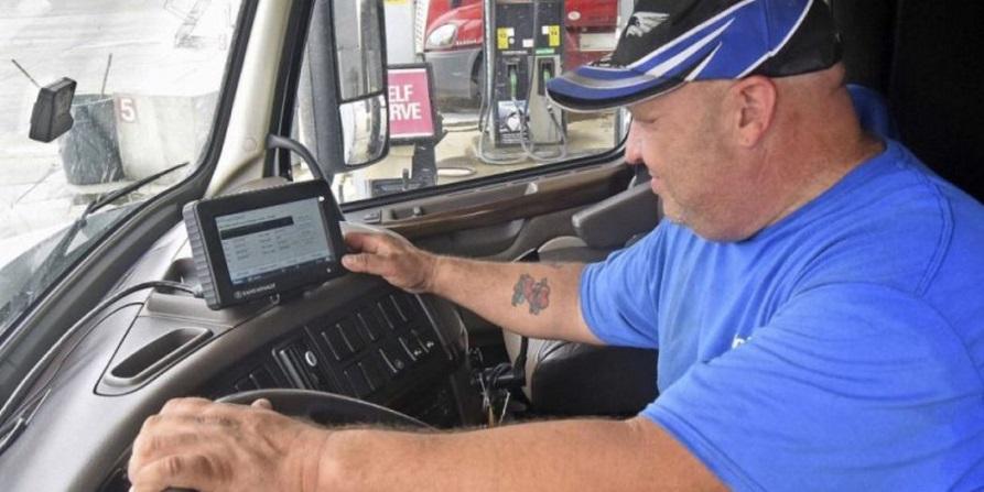 Esto es lo que gana un operador de camión en Estados Unidos