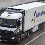 Un menor pasa una noche agarrado a los bajos de un camión de Primafrio desde Cádiz hasta Alhama de Murcia