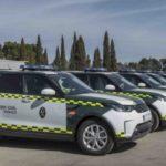 La DGT apuesta por el diésel y compra 85 unidades del Land Rover Discovery de 240 CV