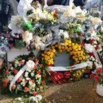 Cientos de personas conmovidas en el último adiós al camionero muy querido por todos, que falleció en Montoro