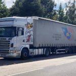 ¡¡ATENCIÓN!! Le han robado el camión a un compañero del grupo en Móstoles – Scania 480 matrícula 22EH25