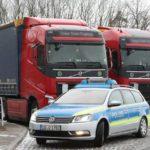 Multa de 31.700€ a la empresa, y dos camiones confiscados por manipular en tacógrafo en Alemania