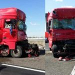 """La edad de jubilación en la palestra. """"Muere un camionero de 63 años en la A-1 (Italia)"""