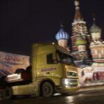 España y Rusia firma un acuerdo bilateral sobre transporte por carretera
