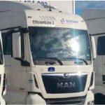 Bornay Logística necesitan tres conductores de camión 2.200€ en el Puerto de Barcelona