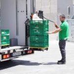 Mercadona necesita 15 repartidores 1327 €/mes 40 horas semana en Valencia
