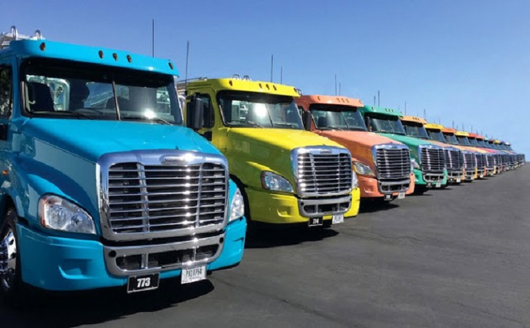 Fleet Trucks USA
