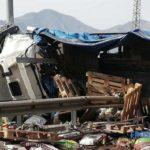 Muere un joven transportista en la colisión de dos camiones en la A-1 Milán-Nápoles