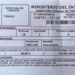 Denunciado en Teruel un camionero por comer un plátano