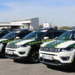 El Jeep Compass de «Gasolina» se convierte en el nuevo coche de la Guardia Civil