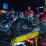 Joven millonario mata a su amiga de 18 años en un McLaren de 340.000 $ a 300 km/h