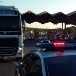Detienen a un camionero ecuatoriano de 30 años por superar 16 veces el límite de alcoholemia