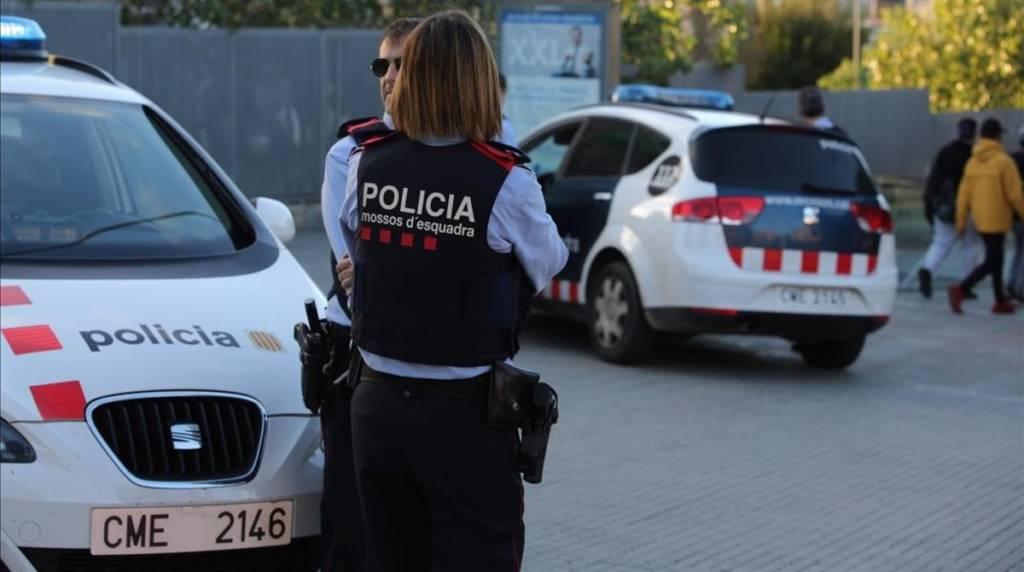 una patrulla mossos desquadra 1542140072928