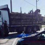 Morir de camionero a los 55 años de un infarto, cuando tenías que descargar el camión, ¡¡No es justo!!