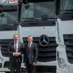 Girteka Logistics contrató en 2018 a 4.000 conductores y pretende llegar a los 23.000 empleados