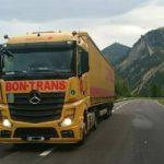 Bon-Trans, necesita chóferes con salarios de 2650€ pagados sin demora, por un buen jefe humano y comprensivo