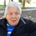 Ángeles Belmonte, la madre de 84 años del «Camionero que se quedó sin trabajo por los pagarés de una empresa» al Congreso