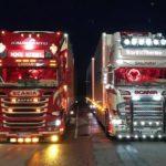 Rumanía prohíbe la instalación en camiones de luces adicionales no homologadas