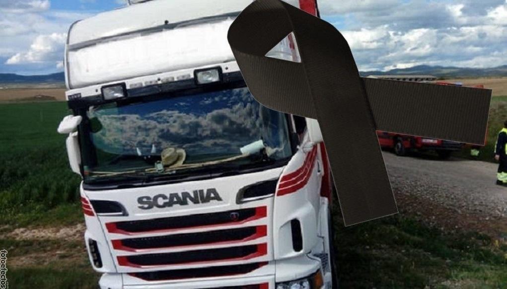 El camionero fallecido en Beire tenía 62 años, edad más que suficiente para estar jubilado «Más edad, mayor fatiga Y mayores posibilidades de sufrir/provocar accidentes