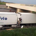 Fallece un camionero de Primafrio en una brutal colisión por alcance en la A-4  Polonia