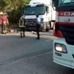 """Un camionero de 52 años muere de una enfermedad repentina, el hijo lo descubre con el GPS del camión."""""""