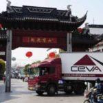 Ceva Logistics abre la primera ruta en camión entre China y la C. Valenciana