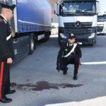 Un camionero un lituano de 57 años ingresado en estado de coma