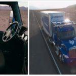 Este camión salió de California, viajó 3800 km y llegó a Florida sin nadie conduciendo