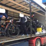 Un camionero robó la bicicleta de una niña de 13 años en Austria