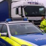 Multados dos camioneros españoles con 1500 € por reducir el descanso semanal a 12 horas en vez de las 45