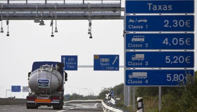Portugueses y Españoles unidos por la abolición de los peajes de la A23 Y A25
