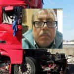 Muere un camionero de 62 años padre de tres hijos, a un mes de retirarse