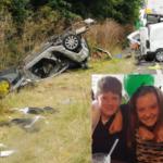 Mata a 3 niños y a su madre con un camión, porque estaba jugando con su teléfono.