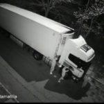 Cuatro minutos para robar un camión en Getafe