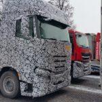 «Top Secret» desvelamos la nueva serie de camiones que se  presentará en julio