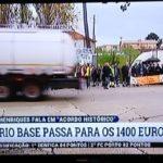 El pulso de los camioneros portugueses al gobierno y la patronal culmina en un acuerdo histórico sin precedentes