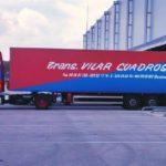 Vilar Cuadros busca conductores 2.250€ netos, ruta Bcn – Zar,  fines de semana y festivos en casa
