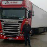 Un camionero ha sido encontrado muerto en la soledad de la cabina en un área de servicio en Bélgica.