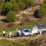 Muere un motorista de la Guardia Civil al sufrir una caída cuando controlaba una carrera ciclista en Mojados