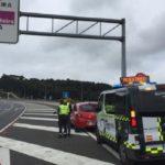 Un coruñés pierde 28 puntos del carnet de conducir en 7 días