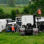 Muere de un paro cardíaco, un camionero de solo 36 años que conducía una cisterna con fuel