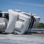 Un conductor de camión muere después de un accidente violento en la A2 junto a Grândola