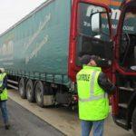Llega una campaña Europea para la seguridad vial de controles específicos en autobuses y camiones, del 13 al 19 de mayo
