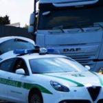 Multa de 8.000€ a una empresa española, conductor rumano por 7 irregularidades del tacógrafo y viajar a 120 km/h