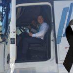 El camionero asesinado por la  avispa asiática, tenía solo 32 años, mujer, una niña de corta edad y una vida por delante