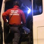 El camión de la droga: incautan más de 50 kilos de hachís en un camión detenido en Santesteban