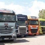 Los transportistas critican a Arcelor por los retrasos en los tiempos de carga