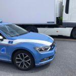 Un camionero rumano dispara en un ojo a un colega portugués por una disputa de adelantamiento