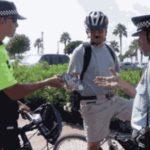 Chocan dos ciclistas… y ambos dan positivo en alcohol