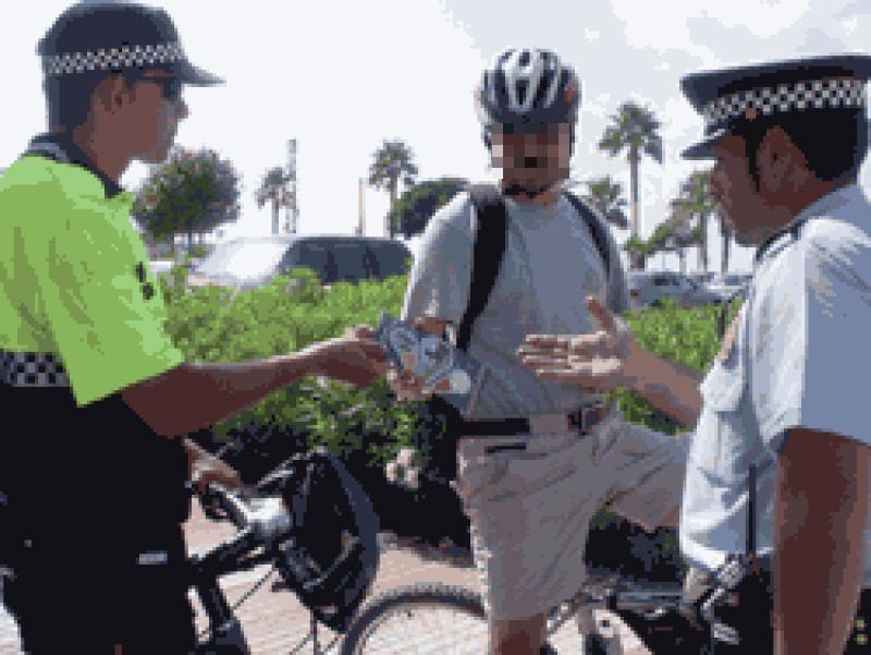 ciclistas infractores podran ser sancionados multas 60 200 euros amp